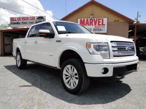2013 Ford F-150 for sale in Mission, TX