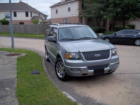 2006 Ford Expedition for sale in Houston, TX