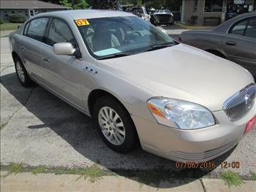 2007 Buick Lucerne for sale in La Crosse, WI