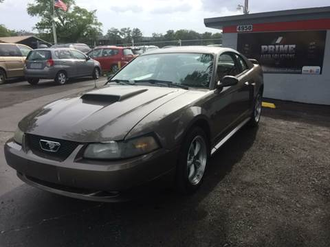2002 Ford Mustang for sale in Orlando, FL