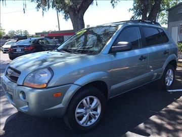 2009 Hyundai Tucson for sale at Prime Auto Solutions in Orlando FL