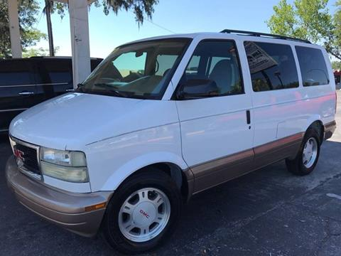2004 GMC Safari for sale at Prime Auto Solutions in Orlando FL