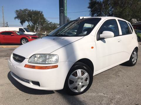2004 Chevrolet Aveo for sale at Prime Auto Solutions in Orlando FL
