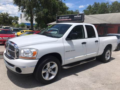 2006 Dodge Ram Pickup 1500 for sale at Prime Auto Solutions in Orlando FL