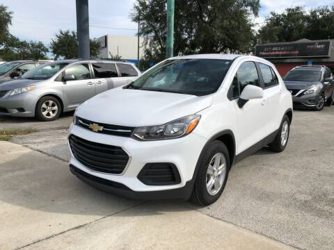2019 Chevrolet Trax for sale at Prime Auto Solutions in Orlando FL