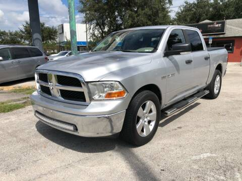 2009 Dodge Ram Pickup 1500 for sale at Prime Auto Solutions in Orlando FL