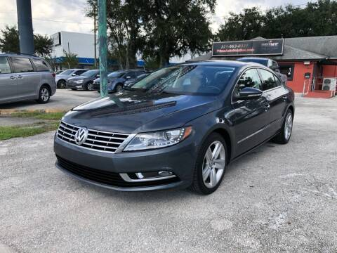 2014 Volkswagen CC for sale at Prime Auto Solutions in Orlando FL