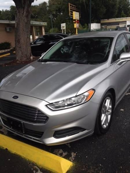 2013 Ford Fusion for sale at Prime Auto Solutions in Orlando FL