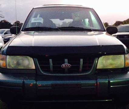 2000 Kia Sportage for sale in Orlando, FL
