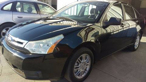 2010 Ford Focus for sale at Prime Auto Solutions in Orlando FL