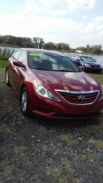2012 Hyundai Sonata for sale at Prime Auto Solutions in Orlando FL