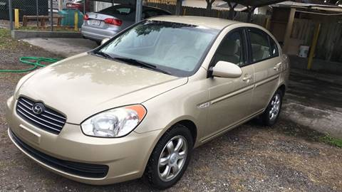 2007 Hyundai Accent for sale at Prime Auto Solutions in Orlando FL