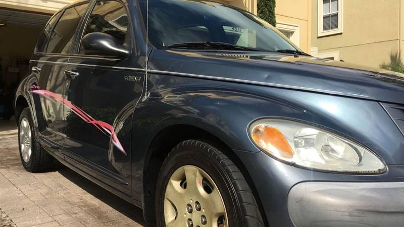 2003 Chrysler PT Cruiser for sale at Prime Auto Solutions in Orlando FL