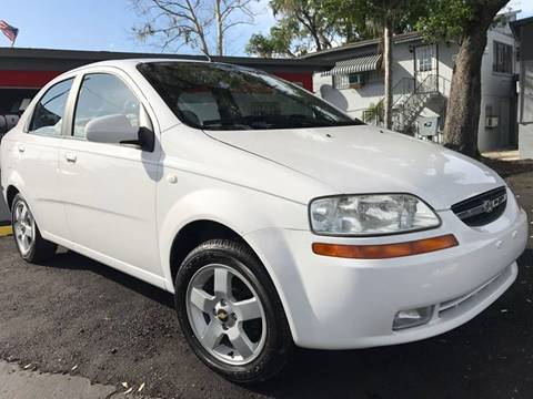 2006 Chevrolet Aveo for sale at Prime Auto Solutions in Orlando FL