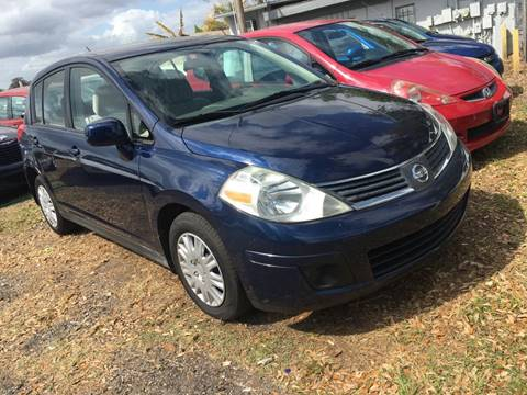 2008 Nissan Versa for sale at Prime Auto Solutions in Orlando FL
