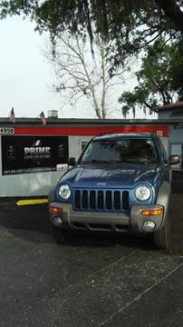 2004 Jeep Liberty for sale in Orlando, FL