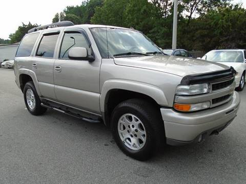 2004 Chevrolet Tahoe for sale in Fuquay Varina, NC