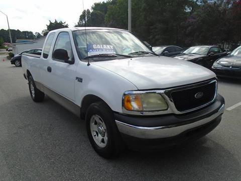 2002 Ford F-150 for sale in Fuquay Varina, NC