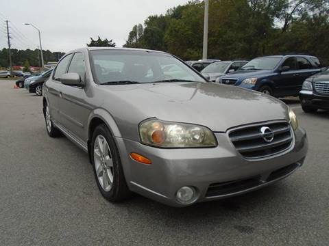 2003 Nissan Maxima for sale in Fuquay Varina, NC
