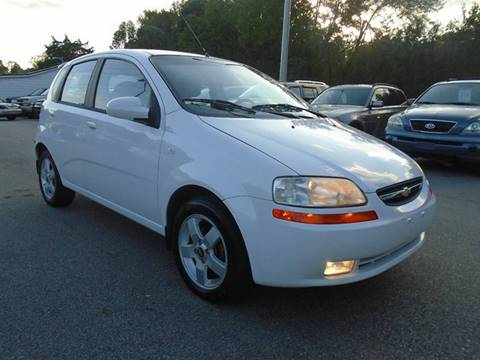 2006 Chevrolet Aveo for sale in Fuquay Varina, NC