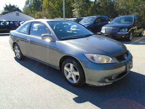 2005 Honda Civic for sale in Fuquay Varina, NC