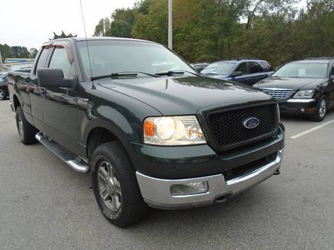 2005 Ford F-150 for sale in Fuquay Varina, NC