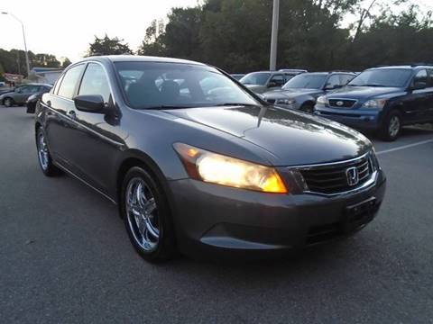 2010 Honda Accord for sale in Fuquay Varina, NC