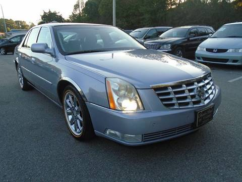 2006 Cadillac DTS for sale in Fuquay Varina, NC