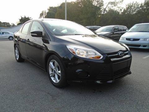2014 Ford Focus for sale in Fuquay Varina, NC
