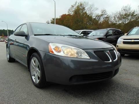 2008 Pontiac G6 for sale in Fuquay Varina, NC