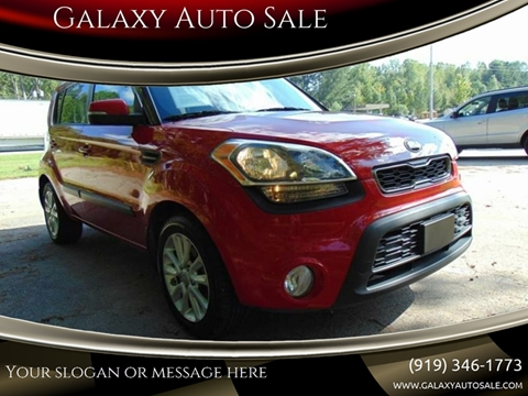 2013 Kia Soul for sale in Fuquay Varina, NC