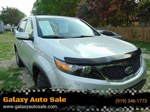2011 Kia Sorento for sale in Fuquay Varina, NC