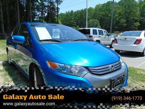 2011 Honda Insight for sale in Fuquay Varina, NC