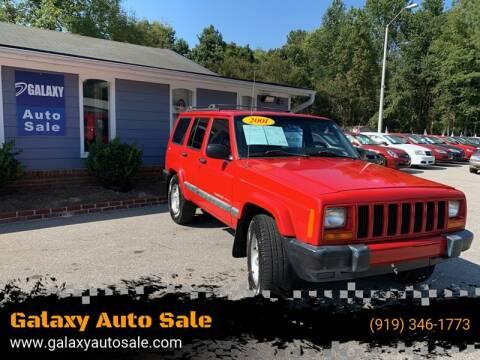 2001 Jeep Cherokee for sale in Fuquay Varina, NC