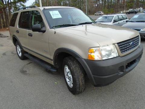 2004 Ford Explorer for sale in Fuquay Varina, NC
