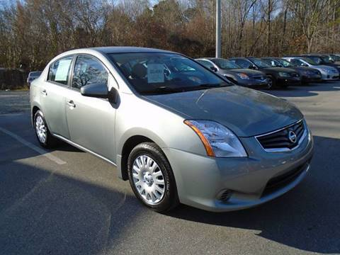 2010 Nissan Sentra for sale in Fuquay Varina, NC