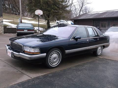 1993 Buick Roadmaster for sale in Bellevue, IA