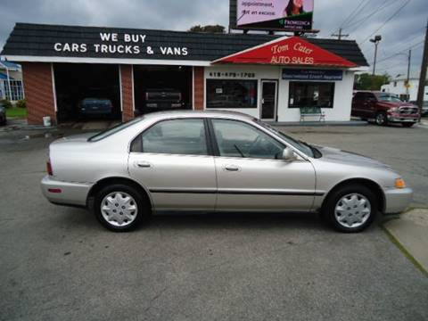 1996 Honda Accord for sale in Toledo, OH