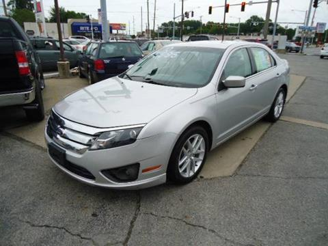 2010 Ford Fusion for sale in Toledo, OH