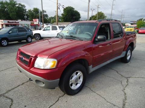 2003 Ford Explorer Sport Trac for sale in Toledo, OH