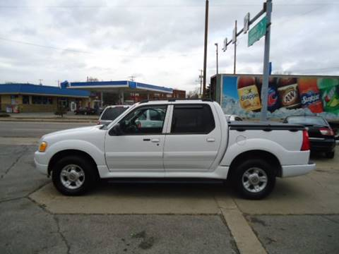 2004 Ford Explorer Sport Trac for sale in Toledo, OH