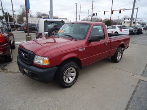 2007 Ford Ranger XLT for sale at Tom Cater Auto Sales in Toledo OH