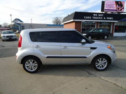 2012 Kia Soul ! for sale at Tom Cater Auto Sales in Toledo OH