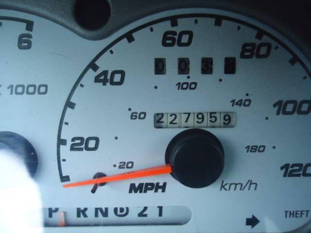 2001 Ford Explorer Sport Trac (image 20)