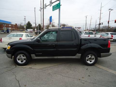 2001 Ford Explorer Sport Trac for sale at Tom Cater Auto Sales in Toledo OH