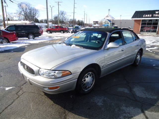 2004 Buick LeSabre Limited (image 19)