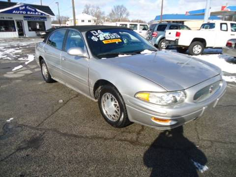 2004 Buick LeSabre Limited for sale at Tom Cater Auto Sales in Toledo OH
