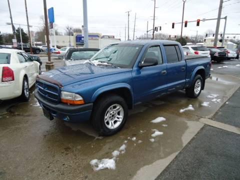 2003 Dodge Dakota Sport for sale at Tom Cater Auto Sales in Toledo OH