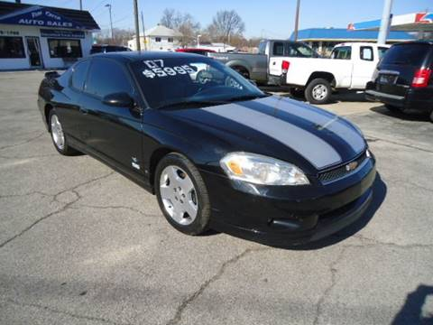 2007 Chevrolet Monte Carlo SS for sale at Tom Cater Auto Sales in Toledo OH