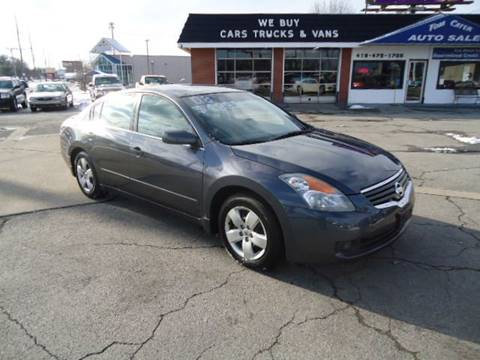 2008 Nissan Altima 2.5 S for sale at Tom Cater Auto Sales in Toledo OH